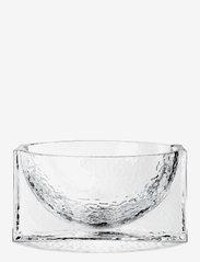 Holmegaard - Forma Skål Ø21 cm - skåler - clear - 0