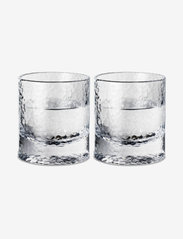 Holmegaard - Forma Drinksglas 30 cl 2 stk. - whiskyglass & cognacglass - clear - 1