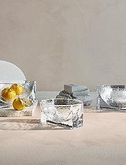 Holmegaard - Forma Skål Ø15,5 cm - skåler & serveringsfat - clear - 3