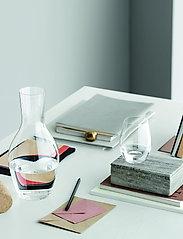 Holmegaard - Cabernet Water carafe 1,5 l - vesikannut ja -karahvit - clear - 1