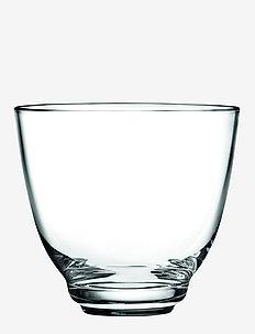 Flow Vannglass 35 cl - vannglass - clear