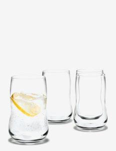 Future Vannglass 37 cl 4 stk. - vannglass - clear