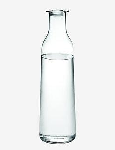 Minima Bottle with lid 1,4 l - vesikannut ja -karahvit - clear