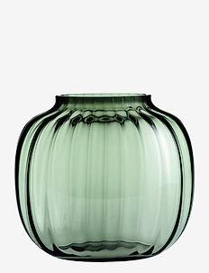 Primula Oval Vase H17,5 - vaser - smoke