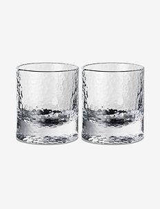Forma Drinksglas 30 cl 2 stk. - whiskyglass & cognacglass - clear