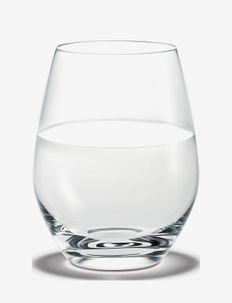 Cabernet Vannglass 25 cl 6 stk. - vannglass - clear