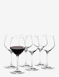 Perfection Rødvinsglass 43 cl 6 stk. - vinglass - clear