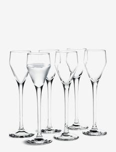 Perfection Drammeglass 5,5 cl 6 stk. - vinglass - clear