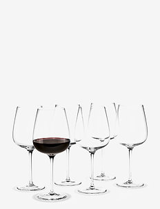 Bouquet Red Wine Glass clear 62 cl 6-pack - vinglas - clear