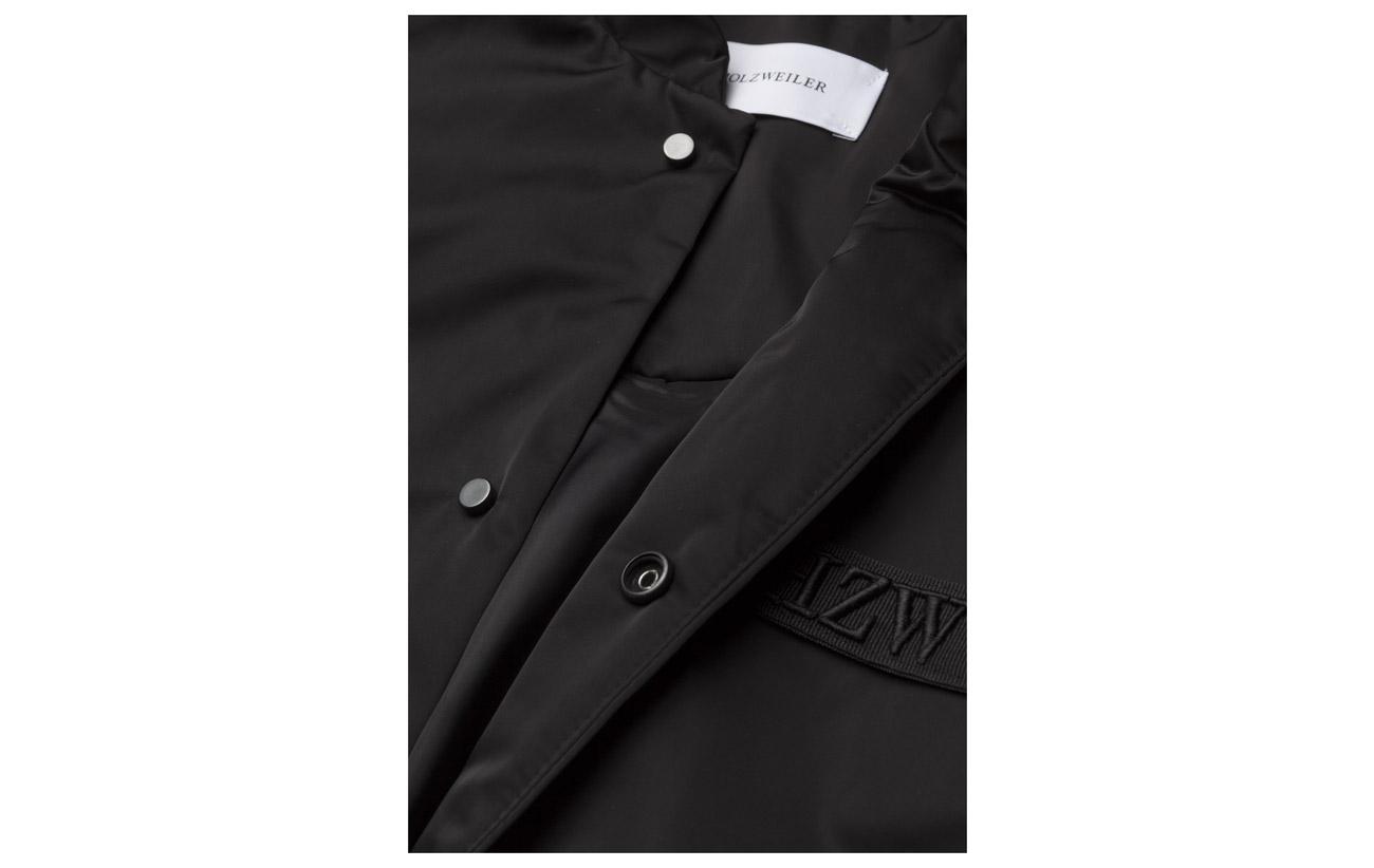 Holzweiler Jacket Willy Black Jacket Willy Holzweiler Holzweiler Willy Black Jacket ISOn5qwax