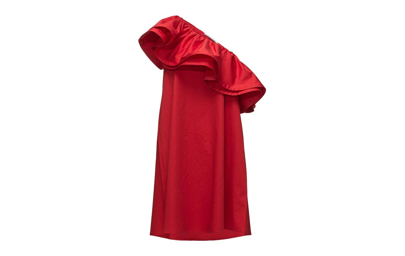 100 Red Dress Holzweiler Olette Coton 10qpBxWTw