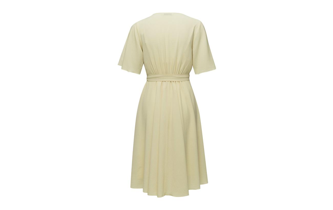 Holzweiler Dress Yellow Veline 100 Polyester Lt wwg58rz1q