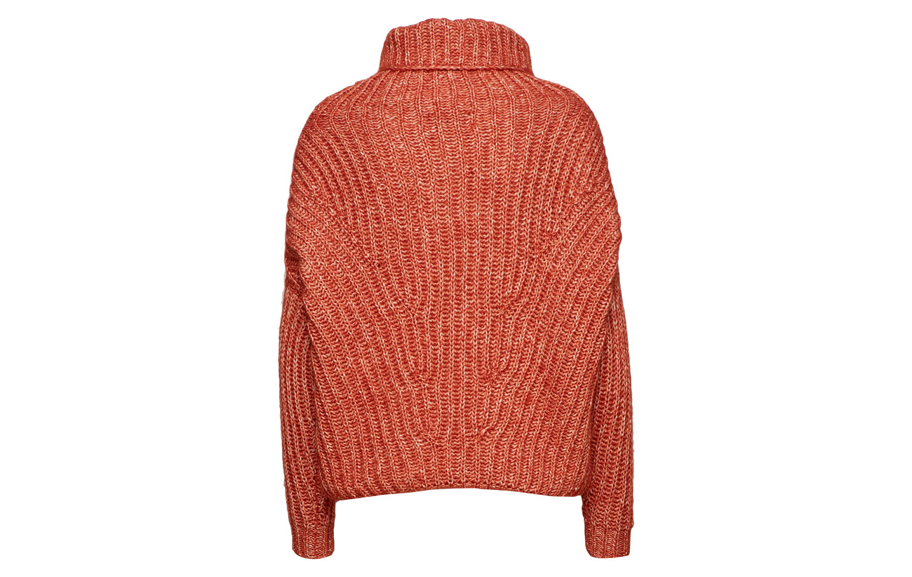 Holzweiler Alpaga Orange 64 Laine Angular 22 Knit Coton 14 Mecca rOr047q