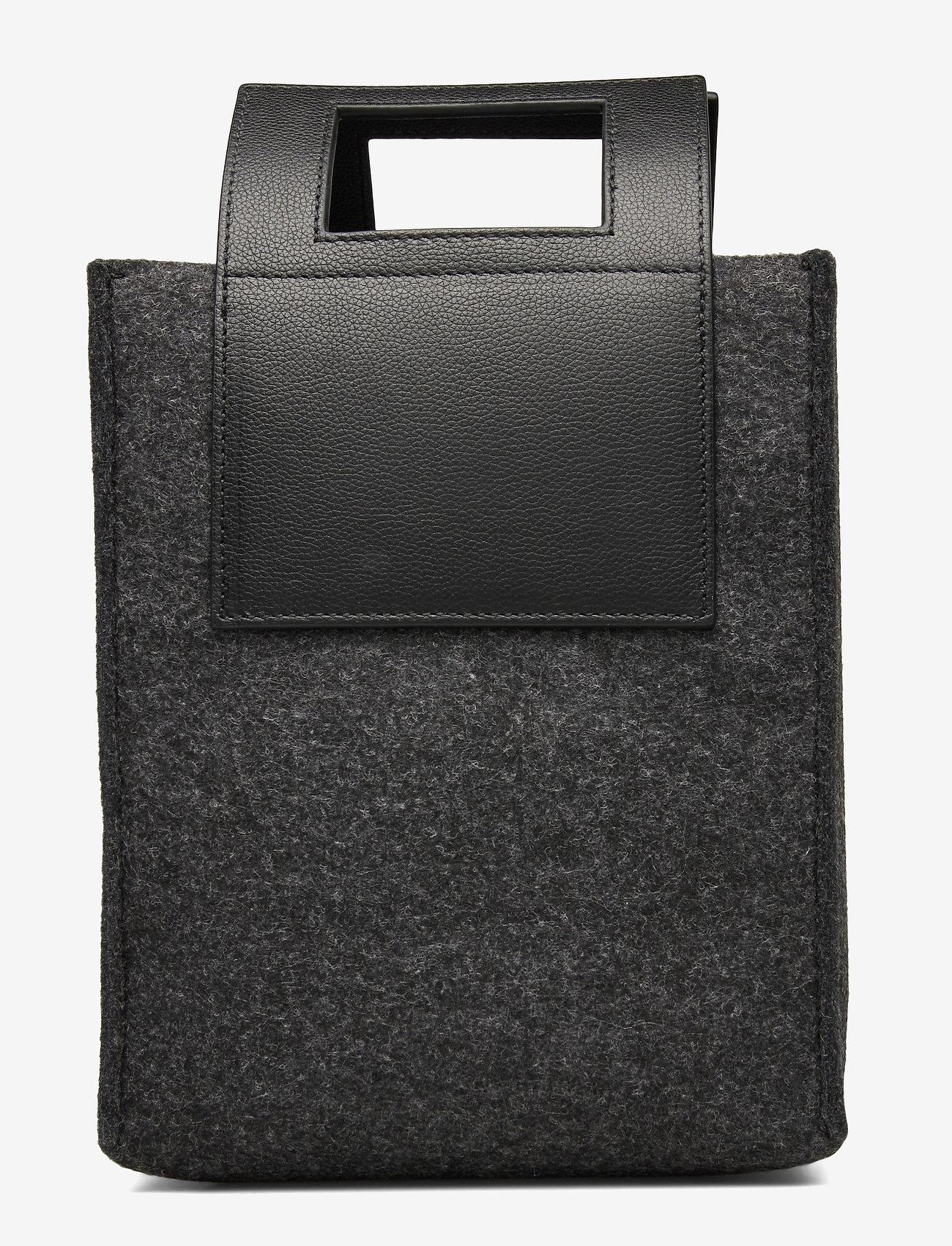 HOLZWEILER - Carry Small Bag - handbags - charcoal - 1