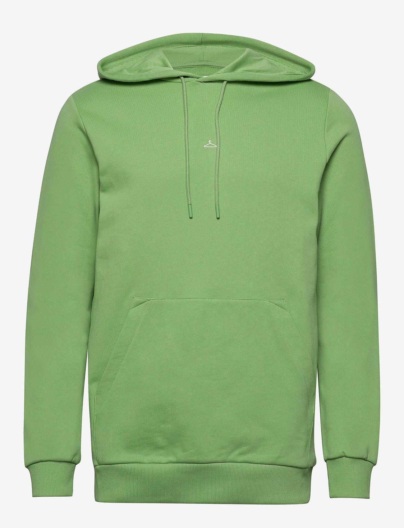 HOLZWEILER Hanger Hoodie - Sweatshirts LIGHT GREEN - Menn Klær