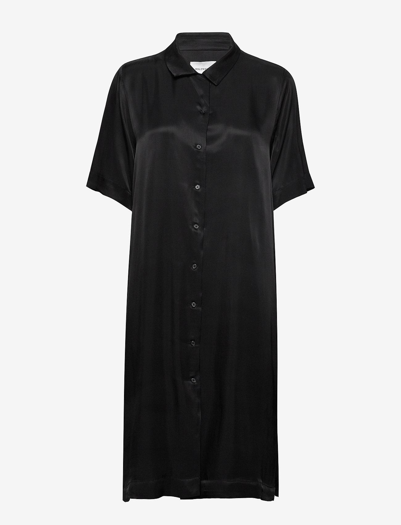Holzweiler Key Dress - Klänningar Black