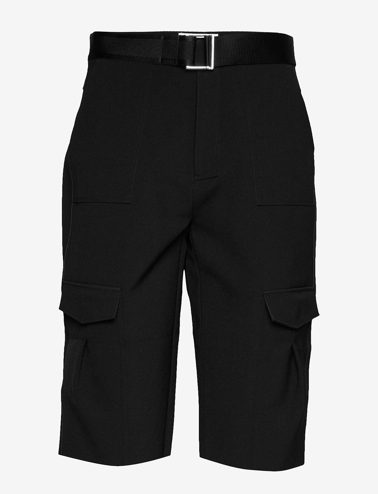 HOLZWEILER - Oter Shorts - shorts casual - black - 1