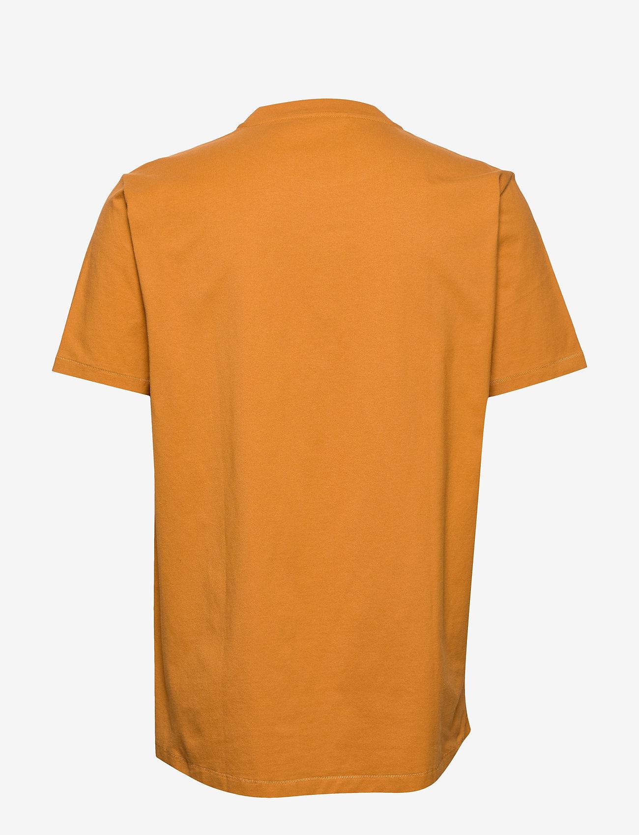 HOLZWEILER Live Tee - T-skjorter OCHER YELLOW - Menn Klær