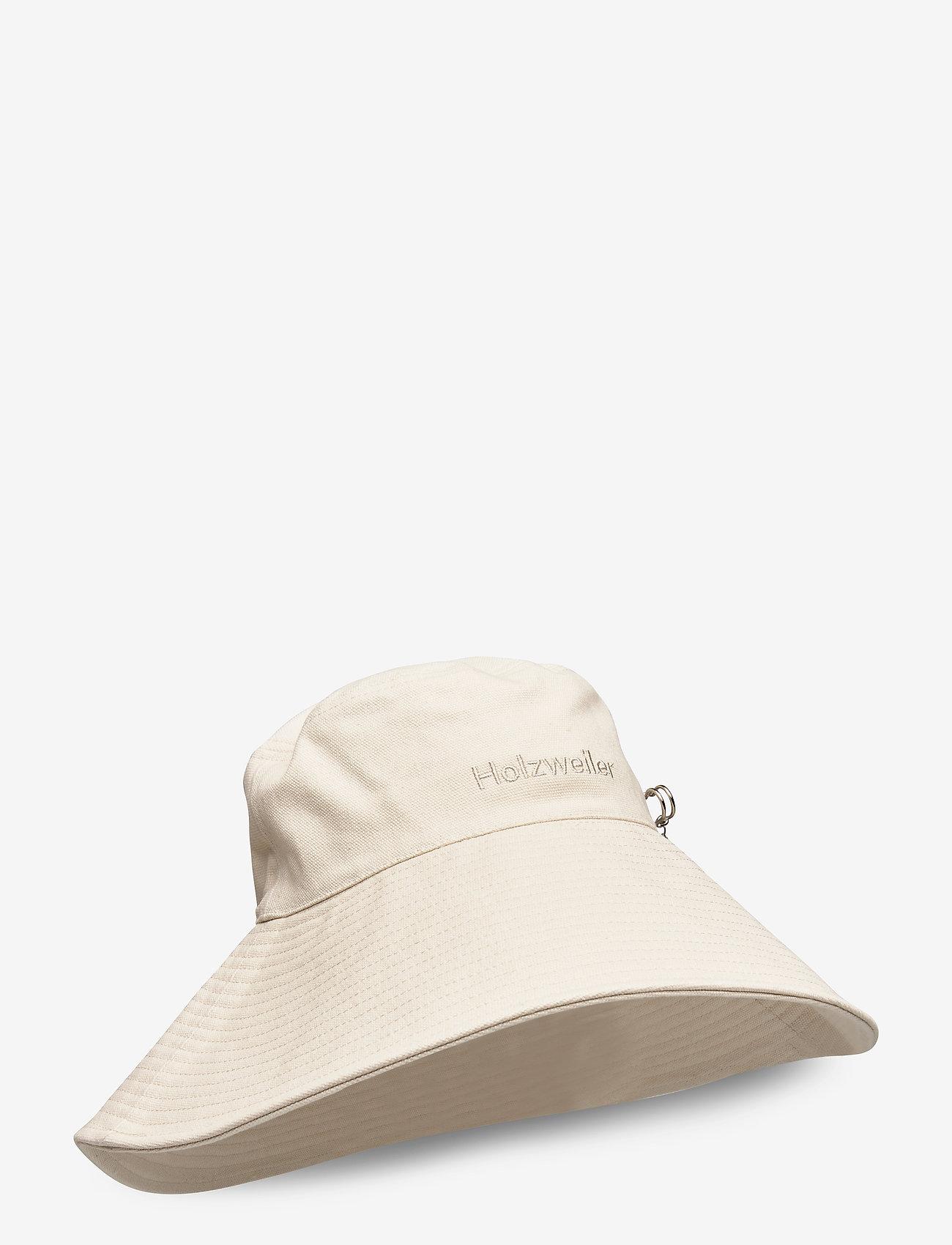 HOLZWEILER - Sundt Hat - bucket hats - off-white - 0
