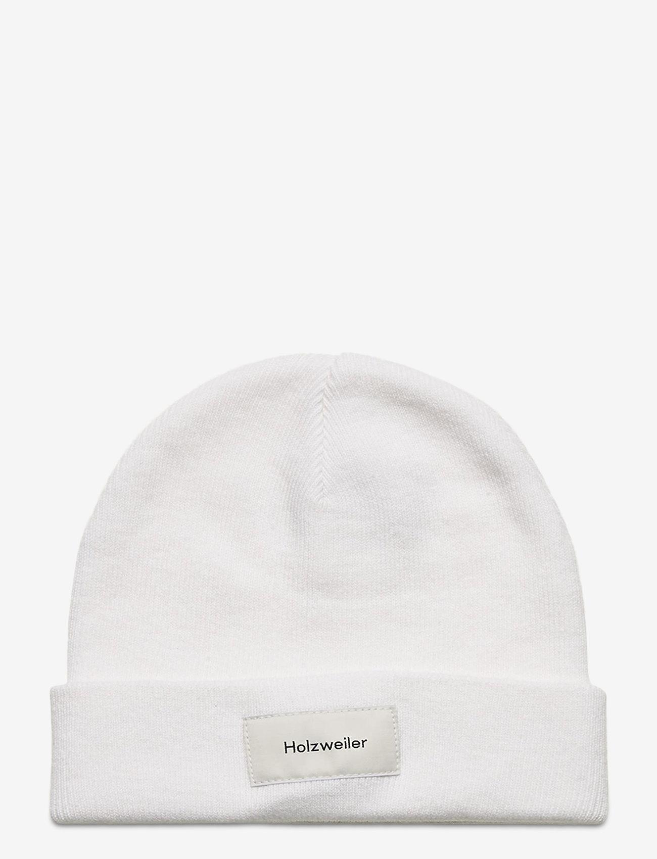 HOLZWEILER - Orn Beanie - huer - white - 0