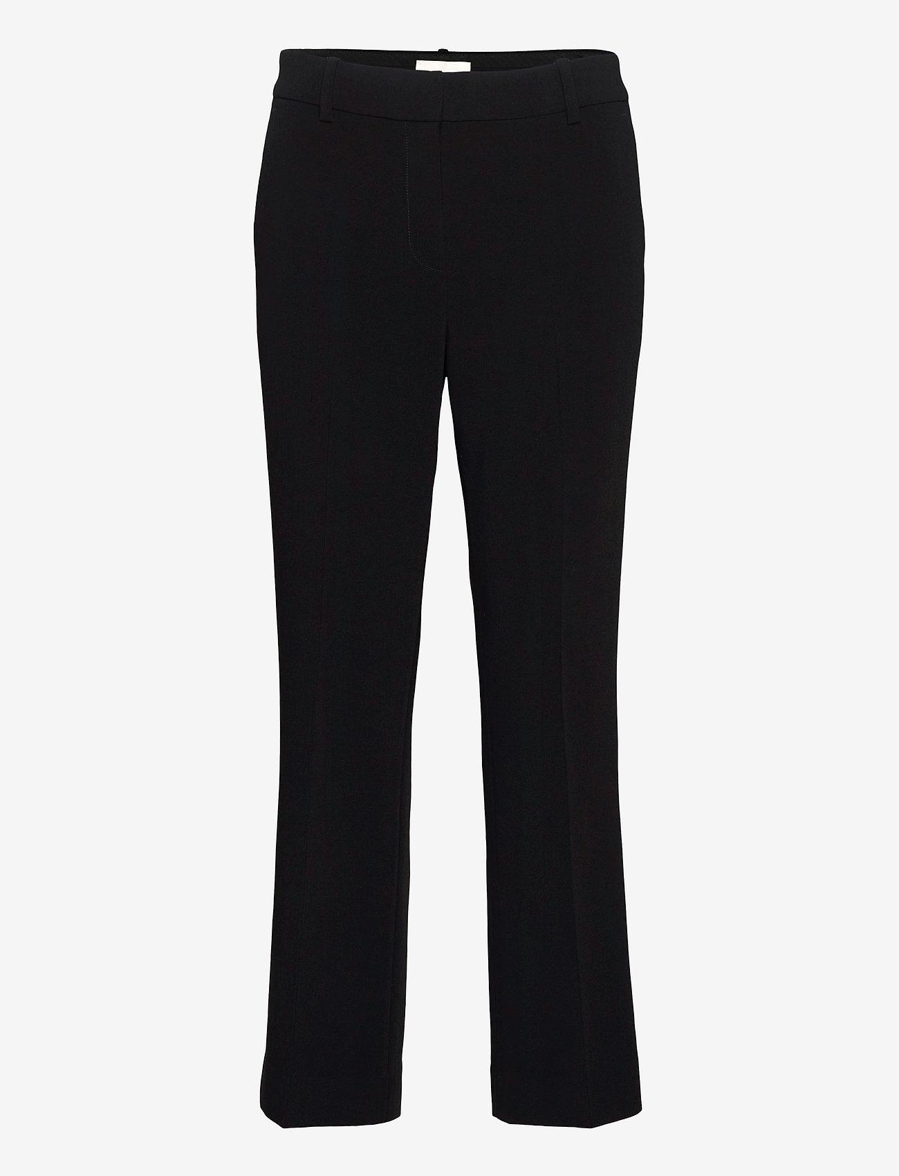 HOLZWEILER - Jasabi Trouser - slim fit bukser - black - 1