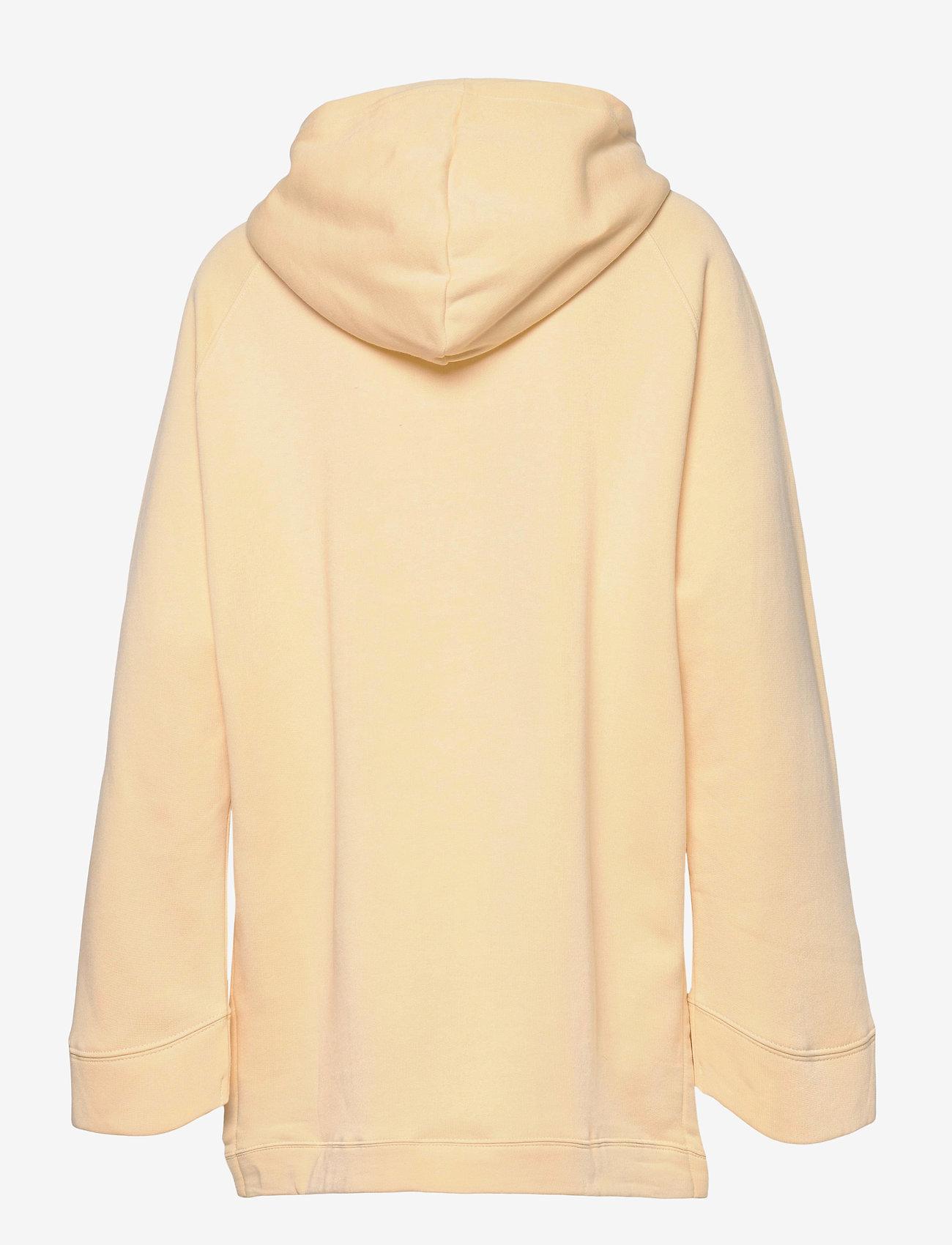 HOLZWEILER - Sissel Hoodie - sweatshirts en hoodies - lt. yellow - 2