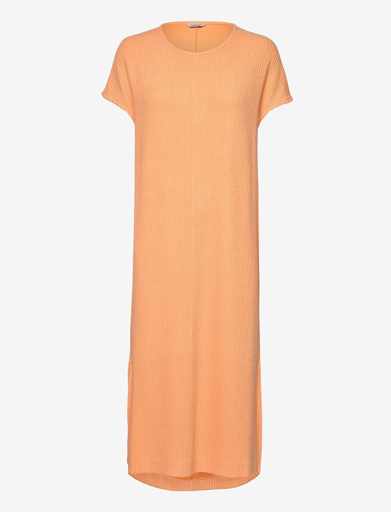 HOLZWEILER - Gate Dress - sommerkjoler - peach orange - 1