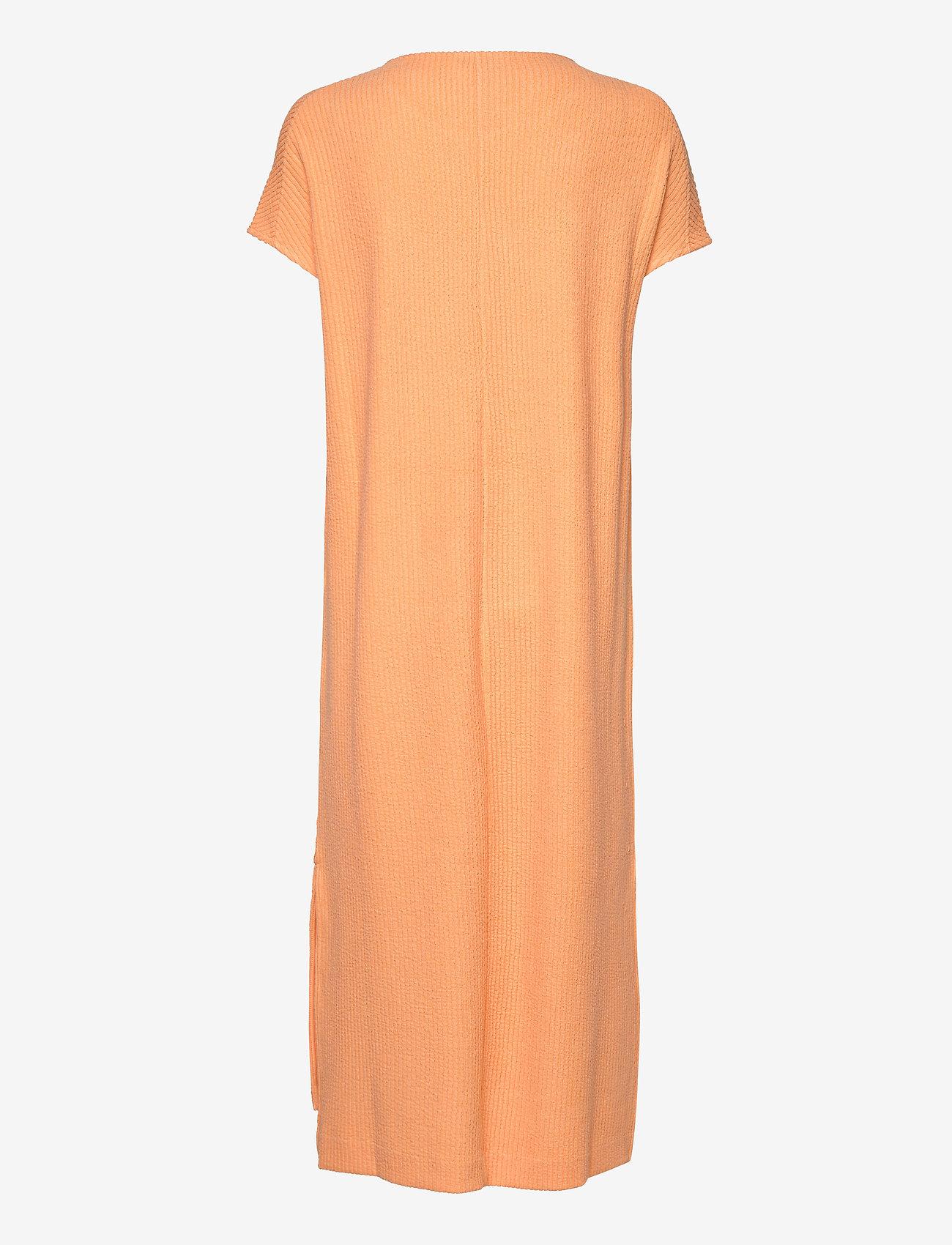 HOLZWEILER - Gate Dress - sommerkjoler - peach orange - 2