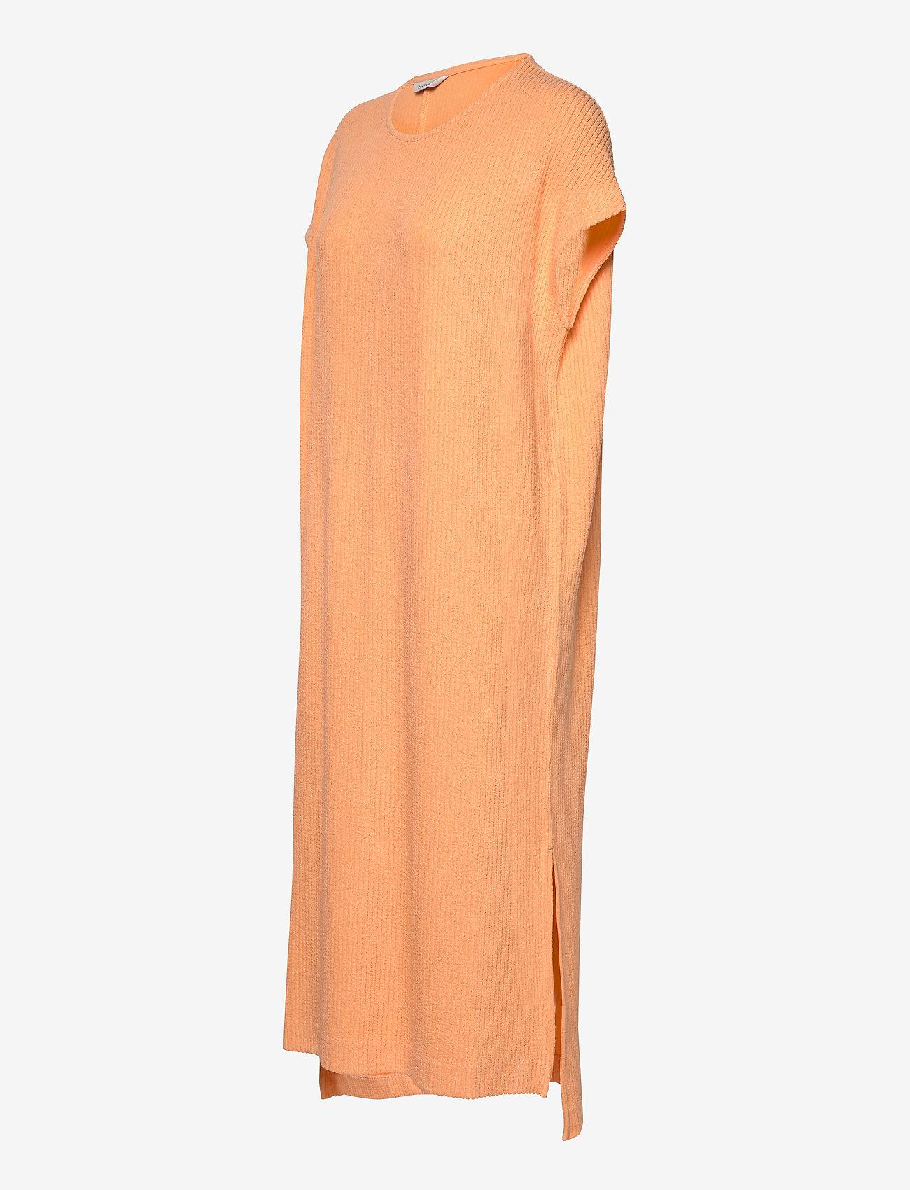 HOLZWEILER - Gate Dress - sommerkjoler - peach orange - 3