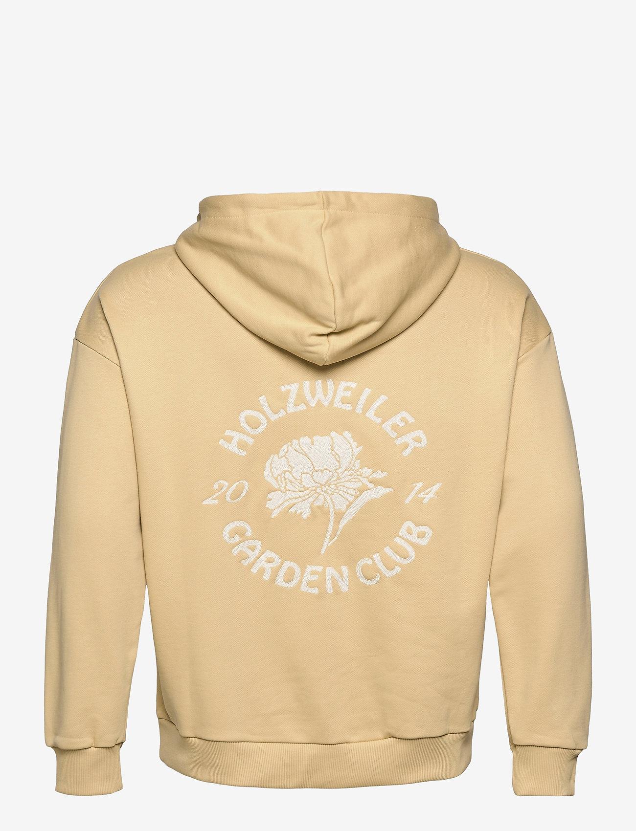 HOLZWEILER - Garbera Hoodie - bluzy z kapturem - sand - 2