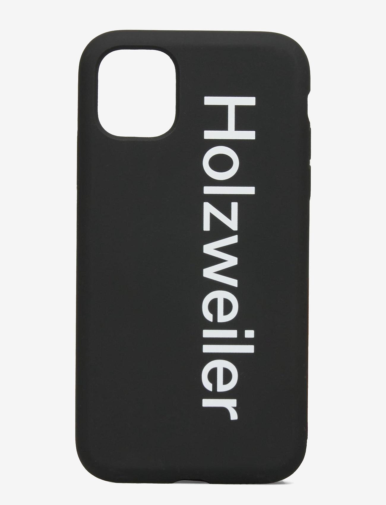 HOLZWEILER - Holzweiler IP Cover - puhelimen kuoret - black - 0