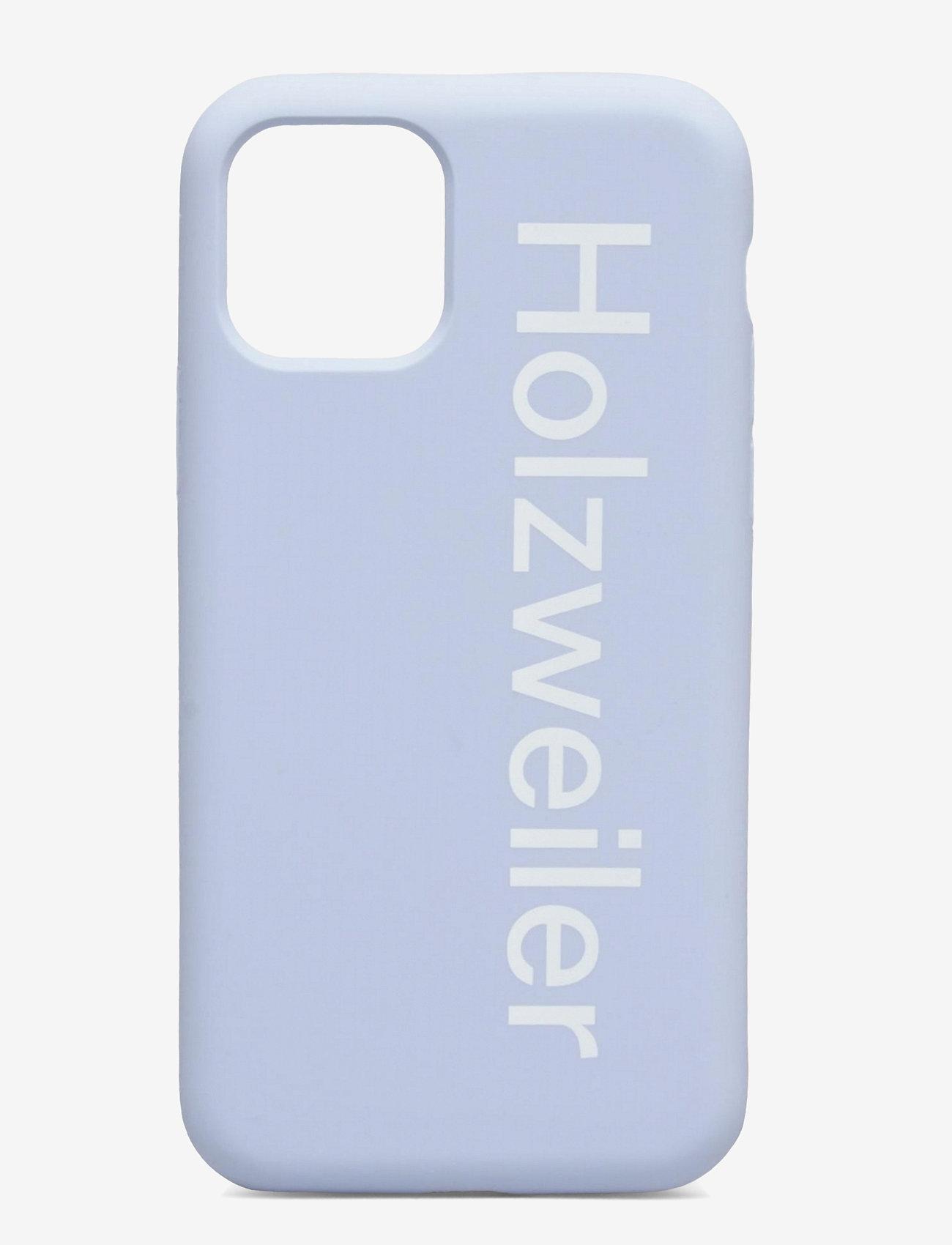 HOLZWEILER - Holzweiler IP Cover - puhelimen kuoret - lt. blue - 0