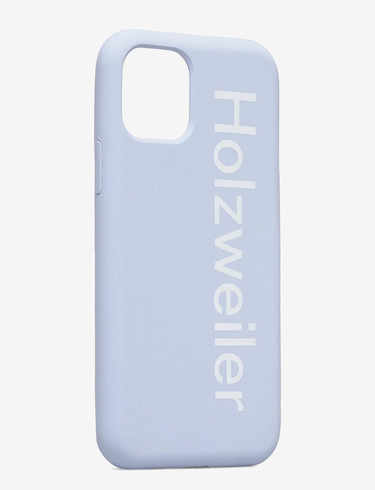 HOLZWEILER - Holzweiler IP Cover - puhelimen kuoret - lt. blue - 1