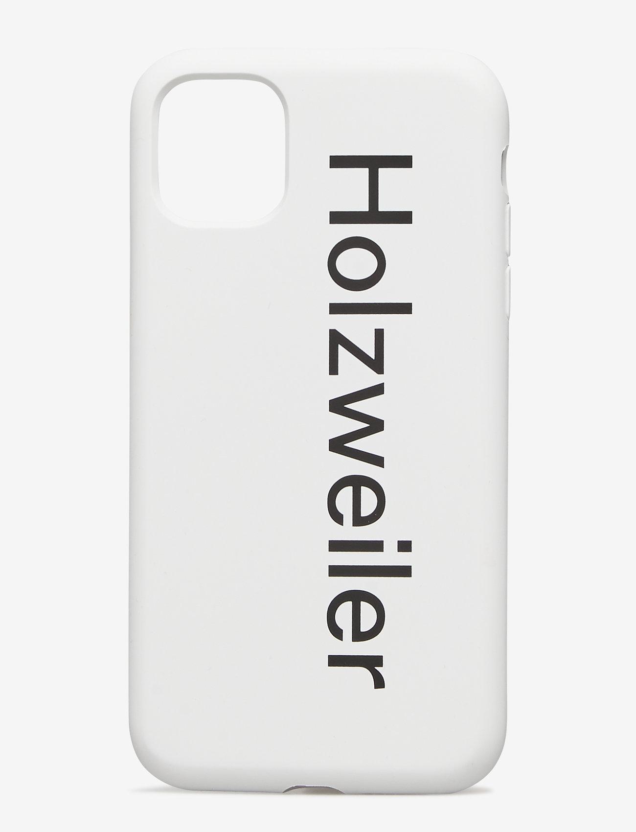 HOLZWEILER - Holzweiler IP Cover - puhelimen kuoret - white - 0