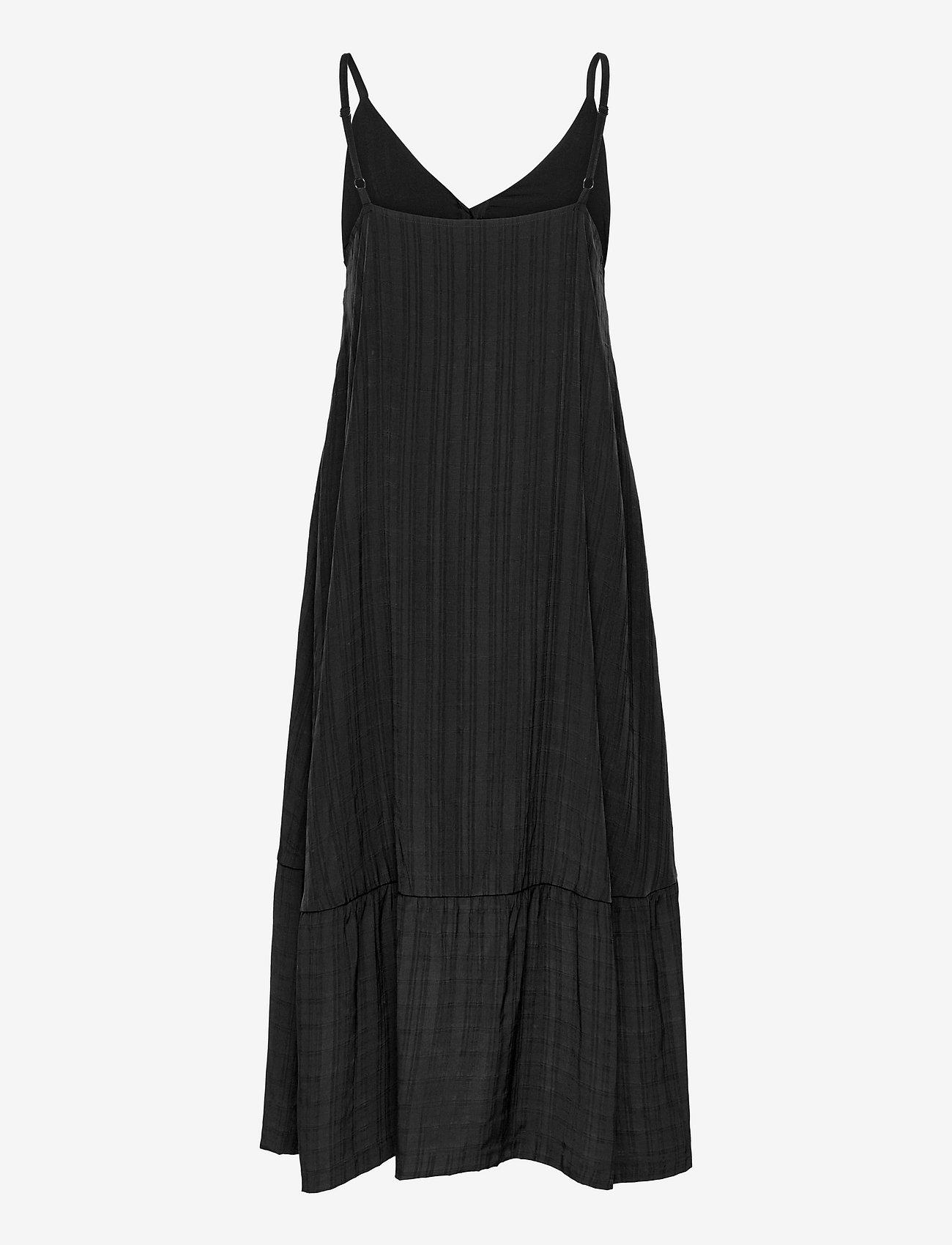 HOLZWEILER - Svinten Dress - maxi dresses - black - 2