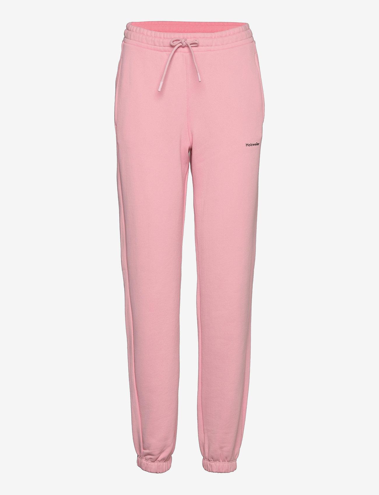 HOLZWEILER - Gabby Sweat Trouser - kleidung - lt. pink - 1