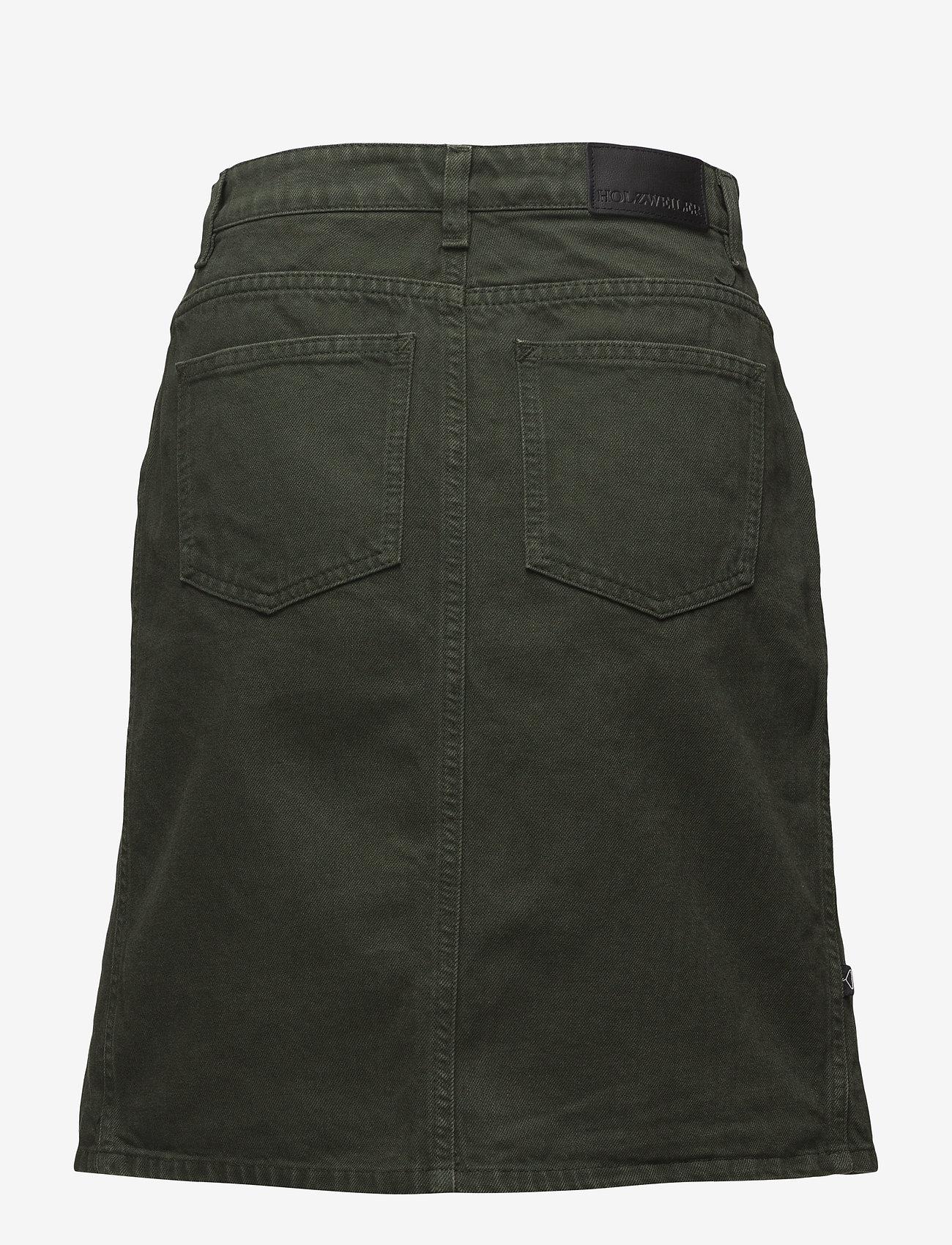 HOLZWEILER BRIDGET Skirt AW18 - Spódnice ARMY - Kobiety Odzież.