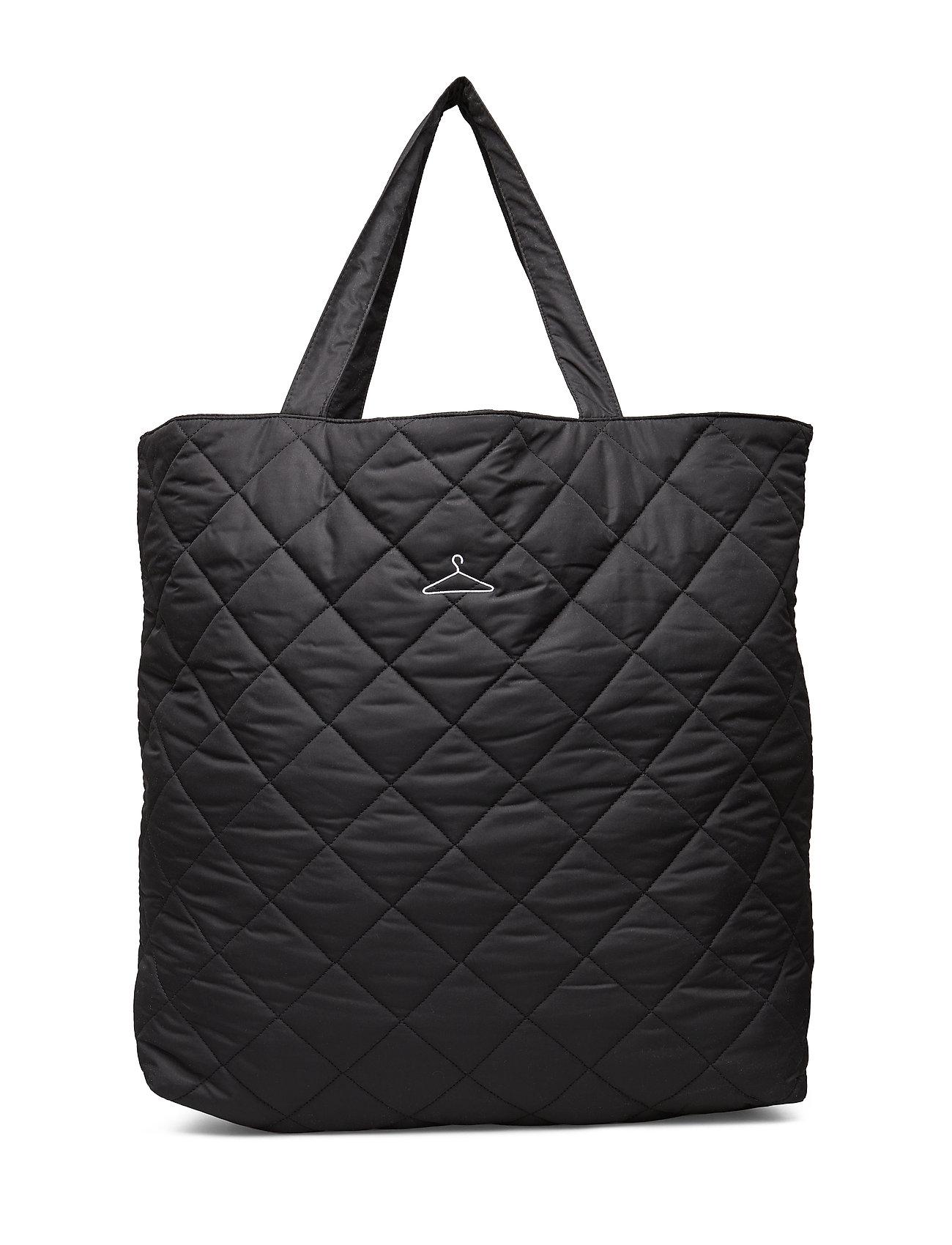 HOLZWEILER Hanger tote Bag  - BLACK