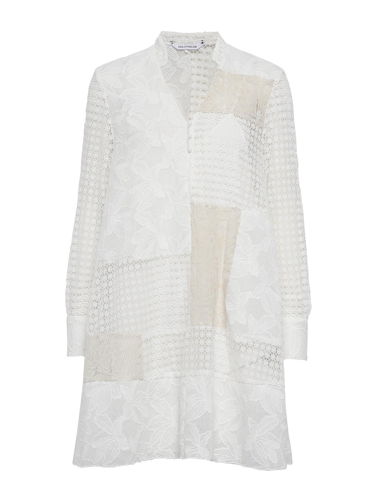 Image of Affair Dress Kort Kjole Hvid HOLZWEILER (3322698155)