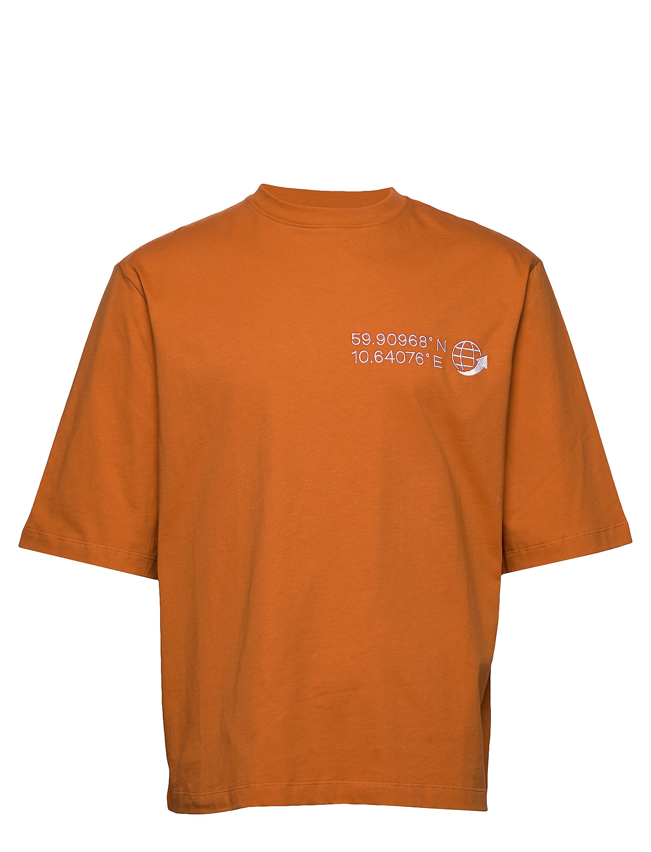 Image of Suse Tee T-shirt Orange HOLZWEILER (3350779527)