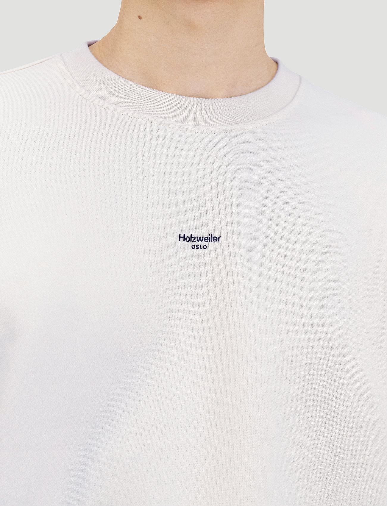 HOLZWEILER M Oslo Sweat - Sweatshirts ECRU - Menn Klær