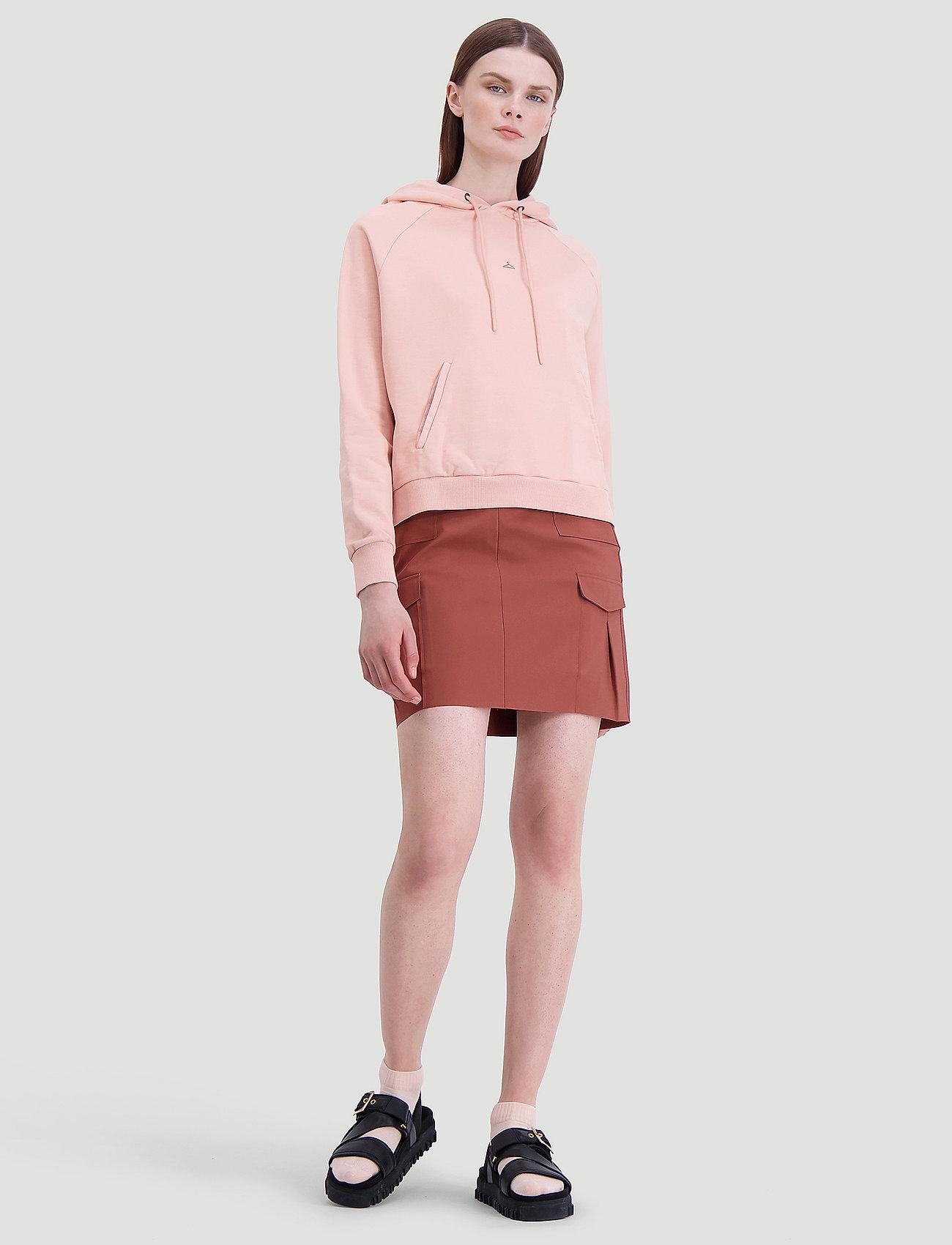 HOLZWEILER - Hang On Vintage - bluzy z kapturem - washed pink - 0