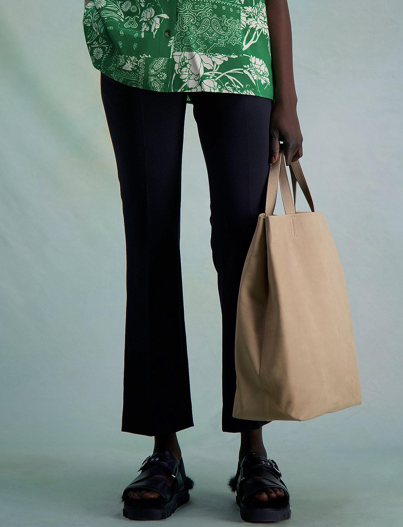 HOLZWEILER - Jasabi Trouser - slim fit bukser - black - 0