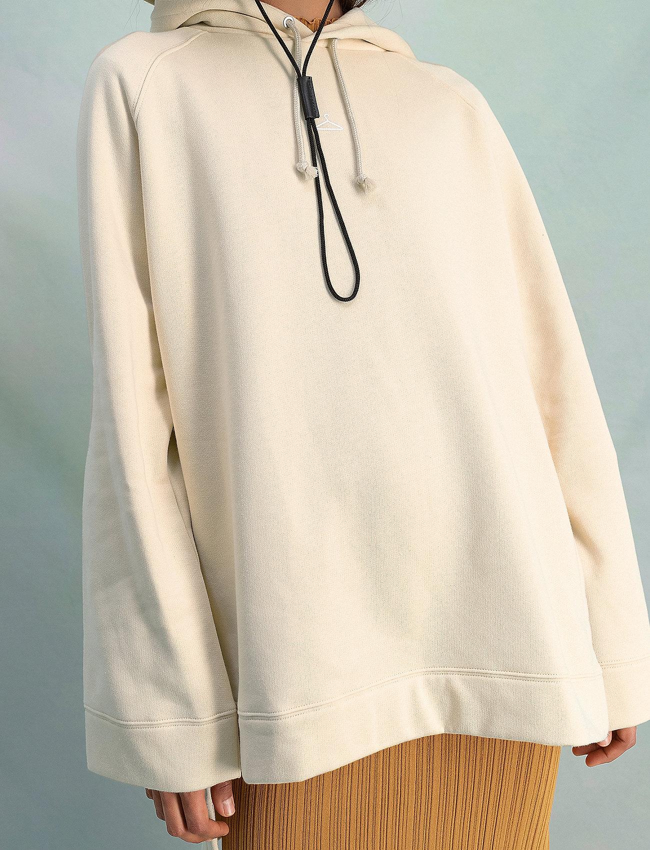 HOLZWEILER - Sissel Hoodie - sweatshirts en hoodies - lt. yellow - 0
