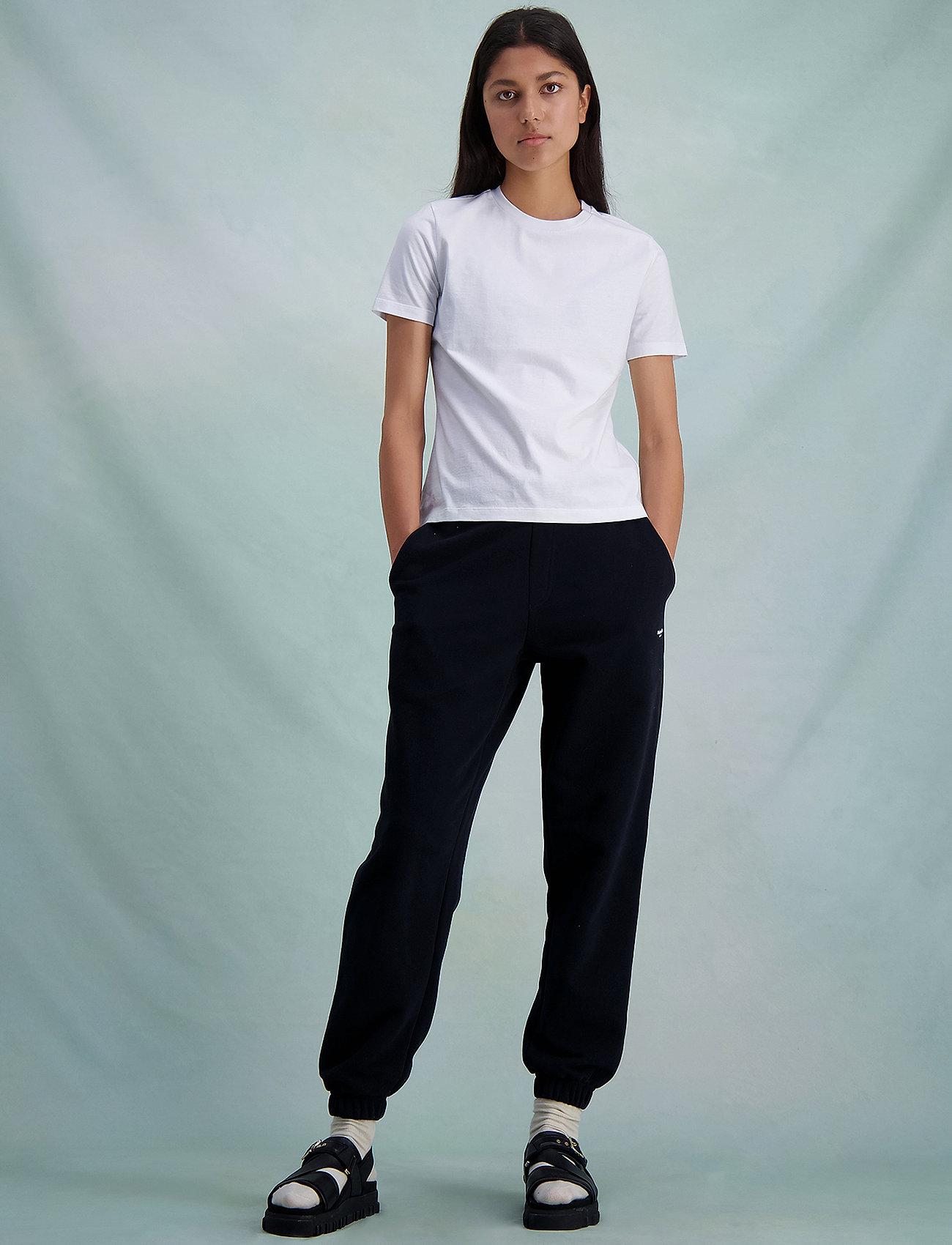 HOLZWEILER - Suzana Classic Tee - t-shirt & tops - white - 3
