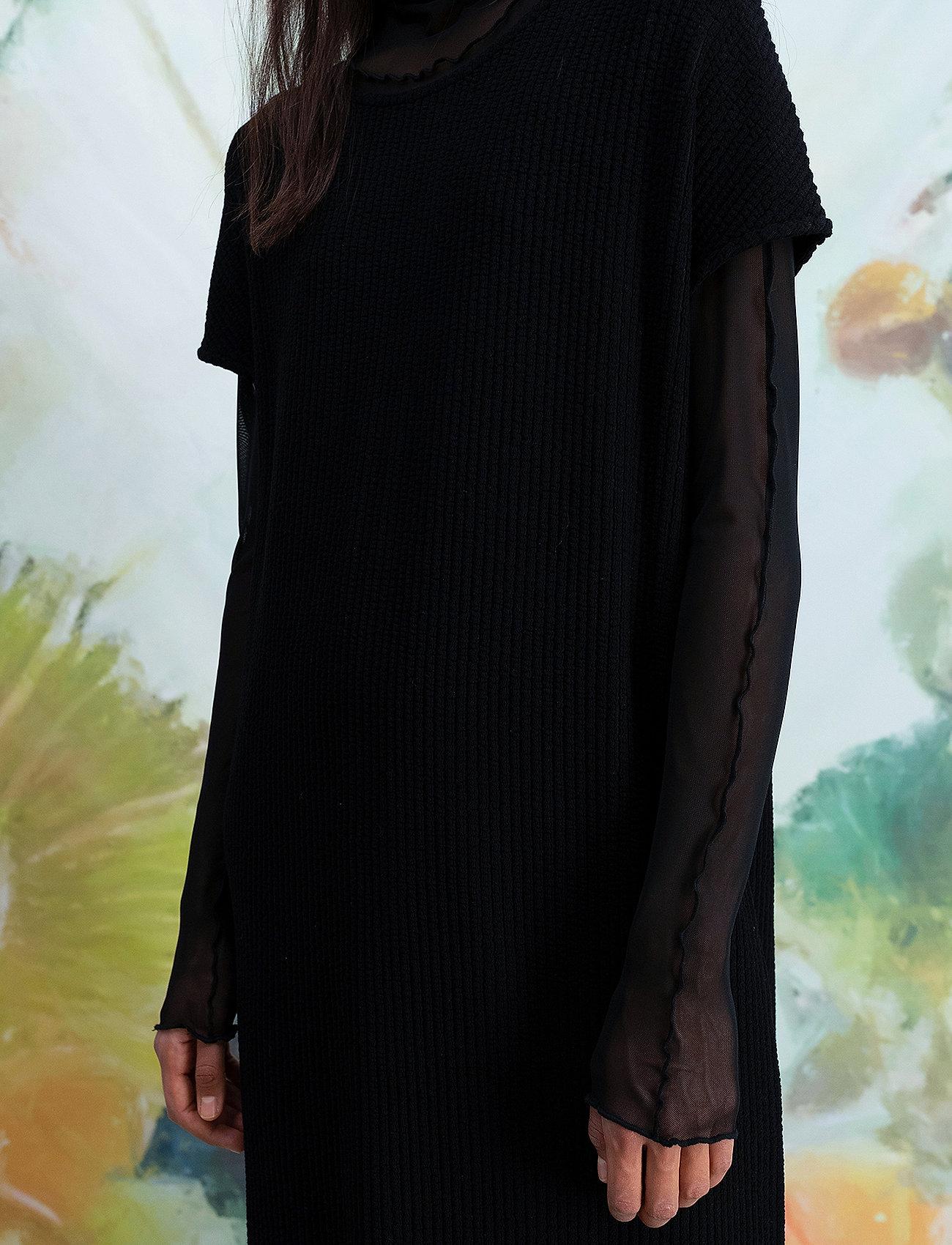 HOLZWEILER - Gate Dress - maxi dresses - black - 0