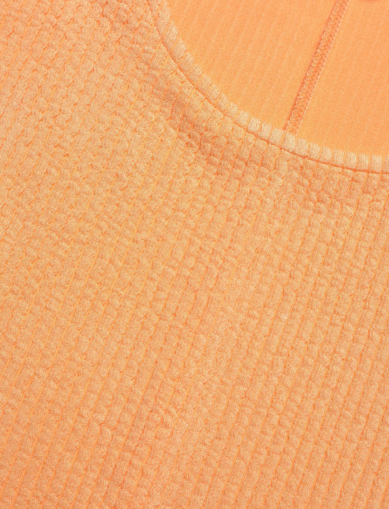 HOLZWEILER - Gate Dress - sommerkjoler - peach orange - 6
