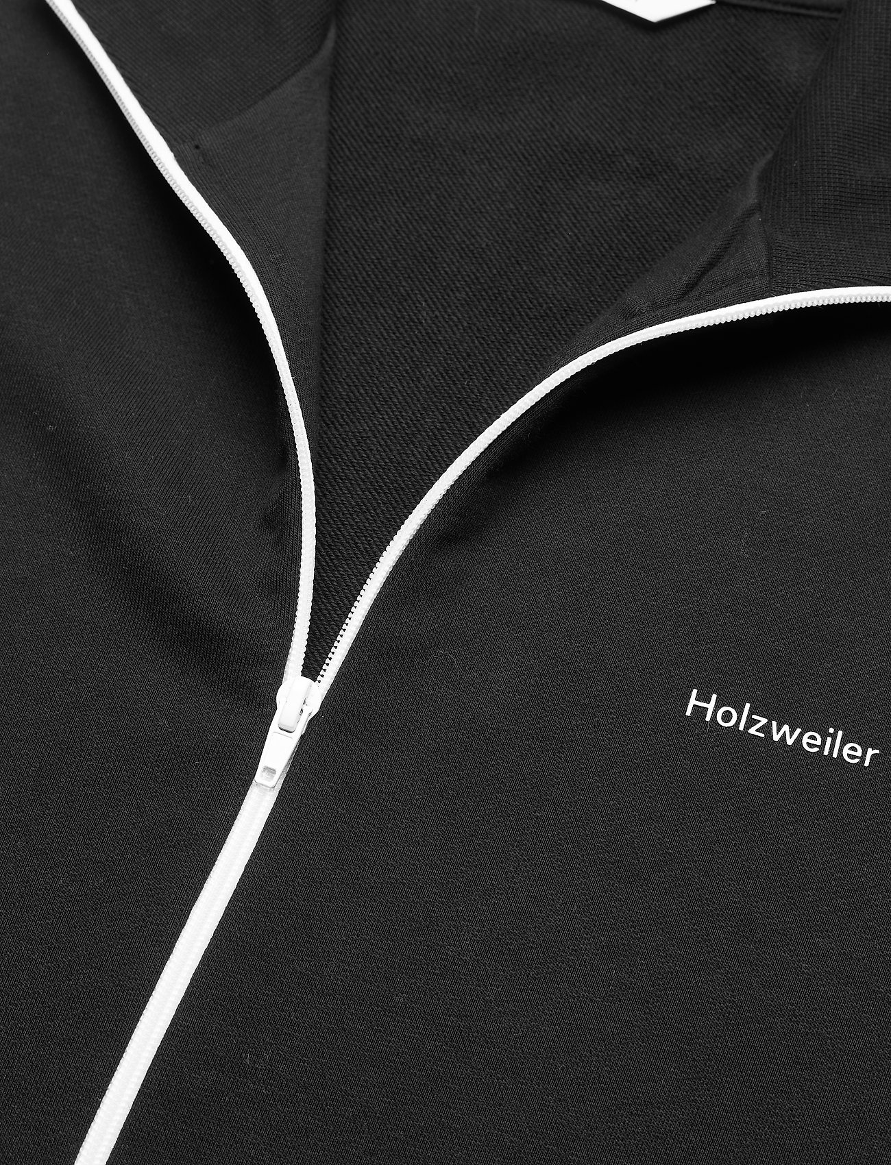 HOLZWEILER - Agave Zip Jacket - windjassen - black - 4