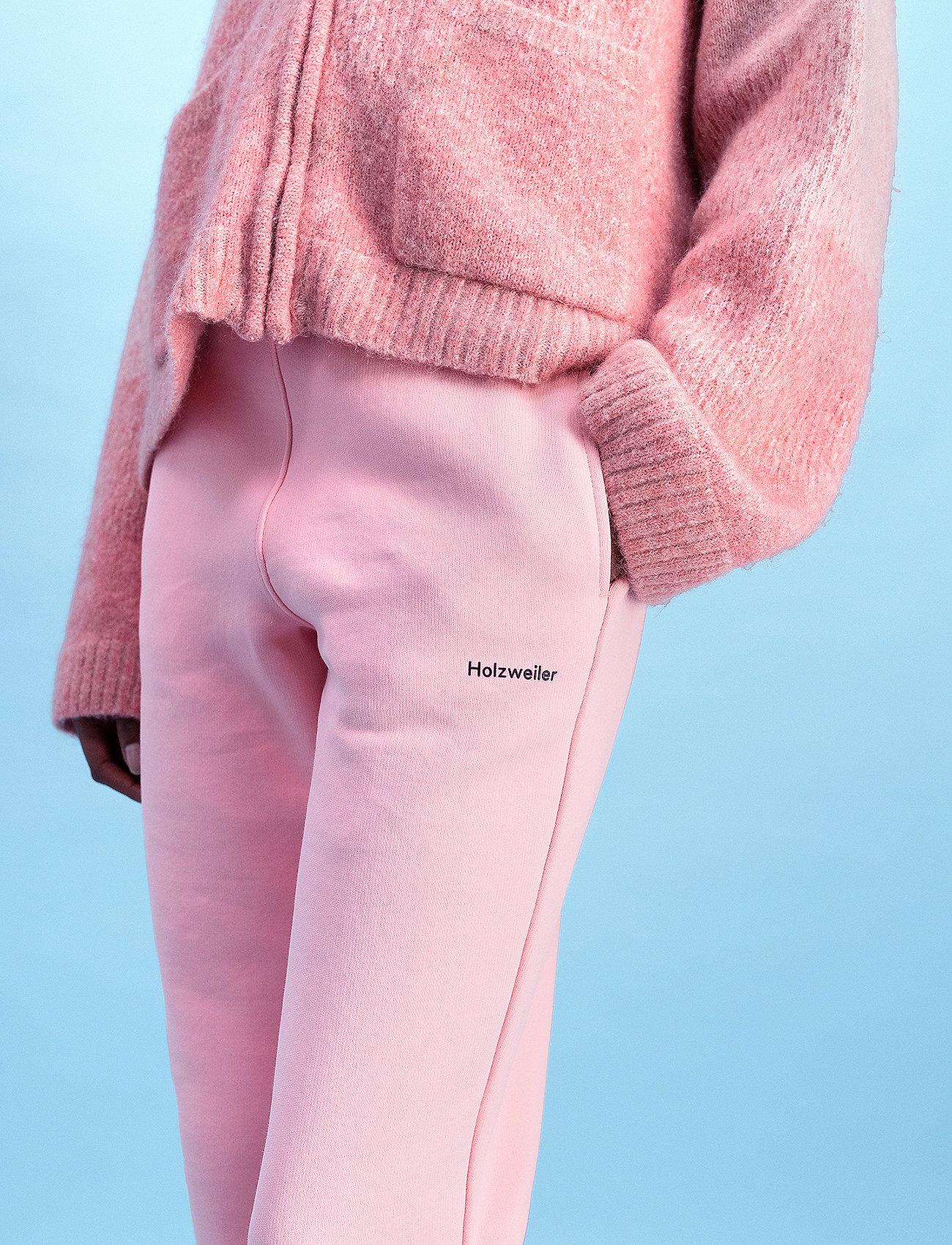 HOLZWEILER - Gabby Sweat Trouser - kleidung - lt. pink - 3