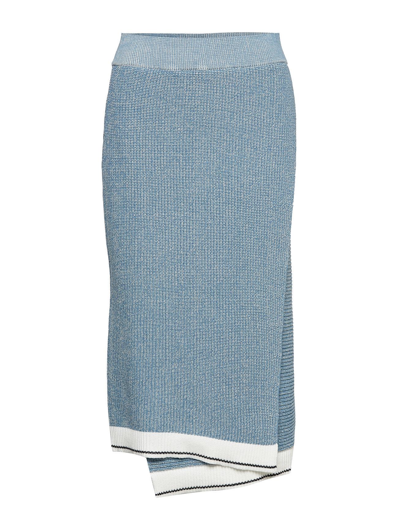 HOLZWEILER VILLA Skirt - BLUE